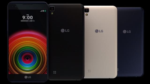 LG X Power Dev  Batarya Kapasitesiyle Geliyor