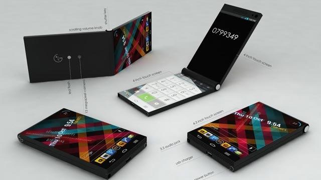 LG Daha G4'ü Çıkarmadan Yeni Bir Süper Telefon Çıkarmak Üzere