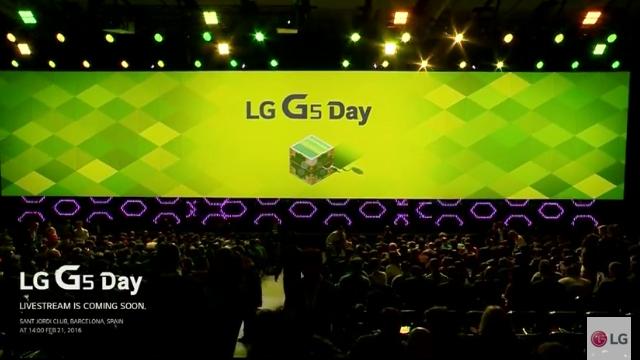 LG G5 Tanıtımı Yapıldı, İşte Yeni Amiral Gemisinin Özellikleri