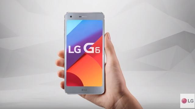 LG G6 Yeni Reklamını, Samsung Galaxy S8'in Tanıtım Gününe Denk Getirdi