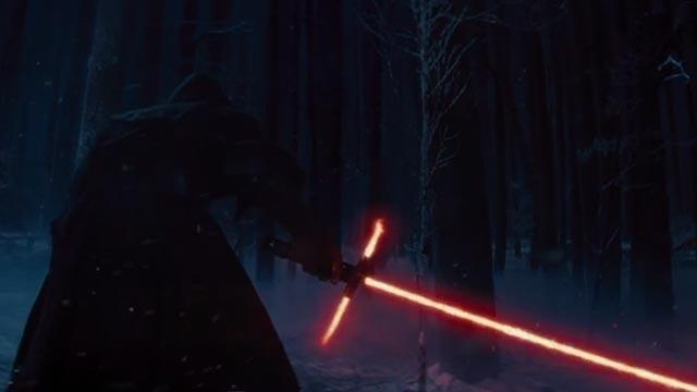 Star Wars VII'de Görünen Işın Kılıcı Alay Konusu Oldu