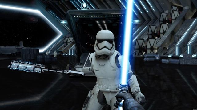 Akıllı Telefonunuzu Işın Kılıcına Dönüştürüp, Chrome Üzerinden Star Wars Oynayın