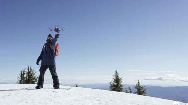 Lilly Drone Kamera, Şimdiye Kadar Tasarlanmış En Muhteşem Uçan Cihaz