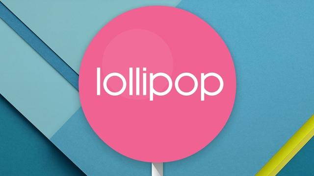 Android Lollipop Sonunda Zirveyi Gördü