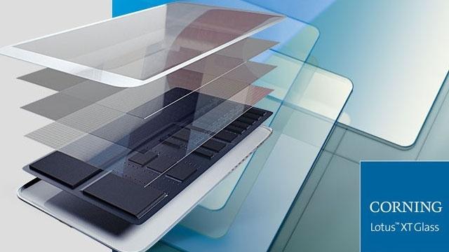 Lotus NXT Ekranlar Yeni Nesil Telefonların En Büyük Kozu Olacak