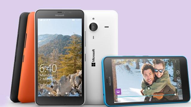 Microsoft Lumia 640 ve Lumia 640 XL Türkiye'de!