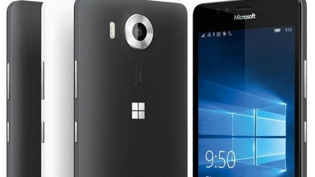 Microsoft Lumia 950 ve Lumia 950 XL Serisi İris Taraması Yapabilecek