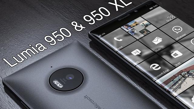 Microsoft Lumia 950 ve Lumia 950 XL Fiyatları Sızdırıldı