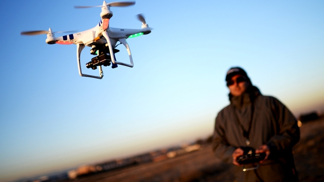 Atatürk Havalimanı Üzerinde Drone Uçurdu, Neredeyse Hapse Giriyordu