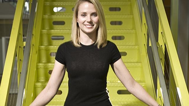 Marissa Mayer Artık Gmail Kullanacağı İçin Çok Mutluymuş
