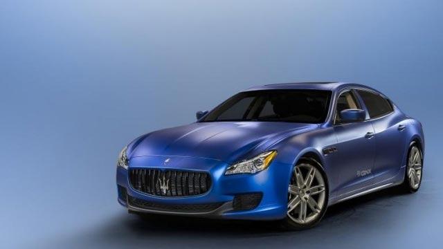 Yeni Maserati QNX Dikiz Aynalarını Hayatımızdan Çıkarıyor