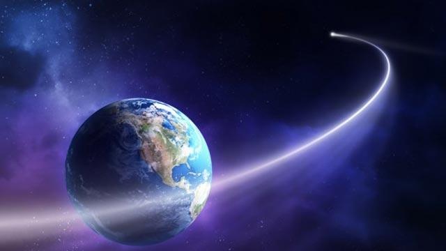 Geçen Hafta Dünyaya Yaklaşan Asteroit Bir UFO Olabilir mi?
