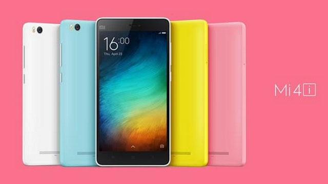 Xiaomi Mi4i Artık İnternet Üzerinden Kolayca Satın Alınabilecek