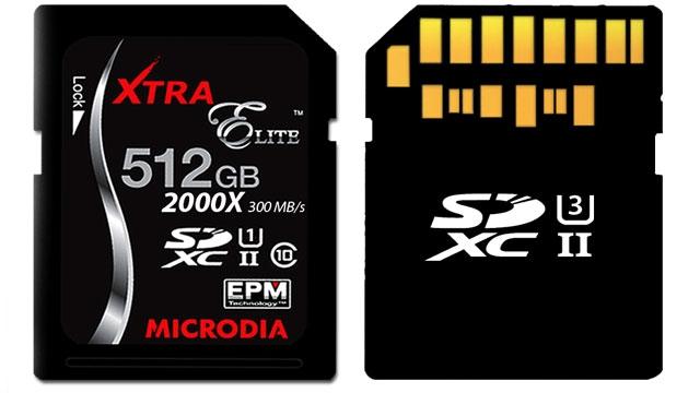 Microdia microSD Kart Samsung Galaxy S6 Egde'den Daha Pahalı