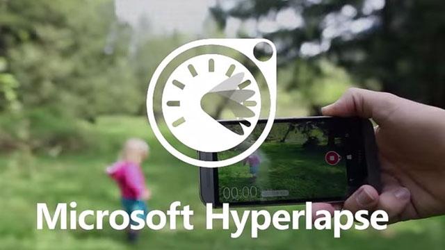 Microsoft Hyperlapse Uygulaması Artık Beta Değil