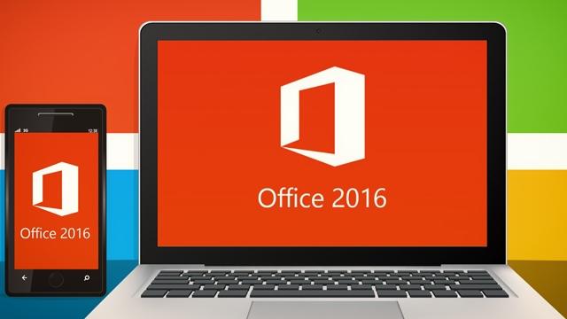 Microsoft Office 2016, 22 Eylül'de Çıkıyor