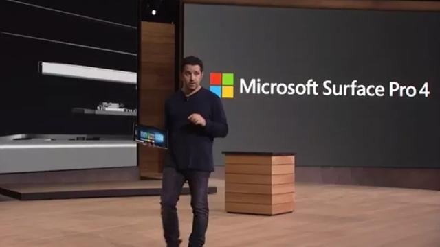 Microsoft Surface Pro 4 Resmen Tanıtıldı Tablet Dünyasında Dengeler Değişti