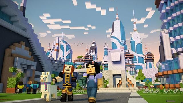 Minecraft: Story Mode İkinci Sezonuyla Yaz Tatilinde Geliyor