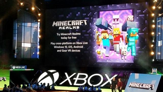 Minecraft Windows 10, iOS ve Android Üzerinde Çapraz Platform Olarak Oynanabilecek