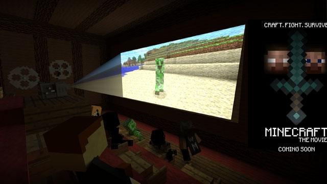 Minecraft'ın Sinema Filmi Geliyor, Hazır mıyız?