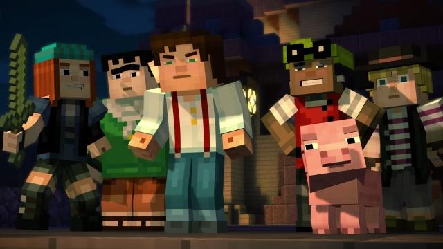 Minecraft: Story Mode Çıkış Tarihi Belli Oldu