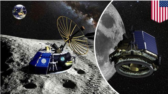 Ay'a Turistik Seyahat Zamanı Çok Yakın