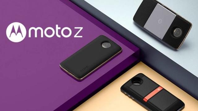 Motorola Moto Z Serisi Resmen Duyuruldu