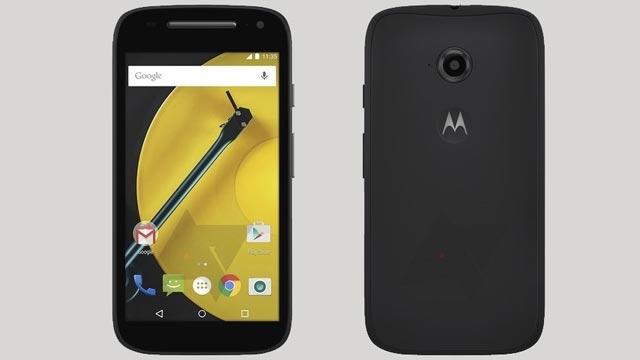 Motorola En Ucuz Moto E'yi Piyasaya Sürüyor