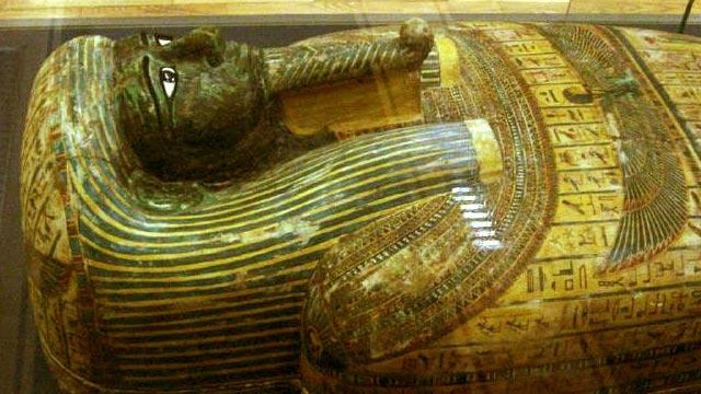 Mısır'da Milyonlarca Mumya Bulundu