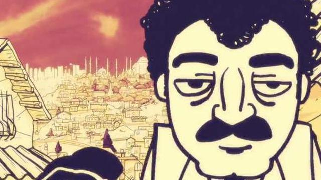 Müslüm Gürses'in Hayatı Animasyon Film Oldu, Fragmanı Yayınlandı