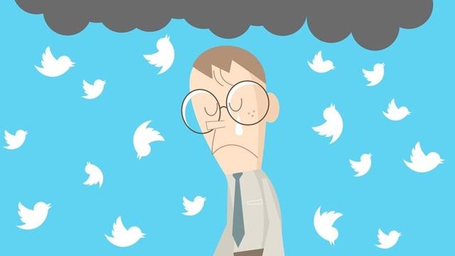 Türkiye'de Atılan Tweetlerin Yüzde 23'ü Mutsuzluk İçeriyor