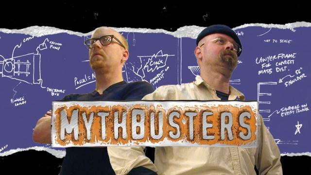 MythBusters Maalesef Ekranlara Veda Ediyor