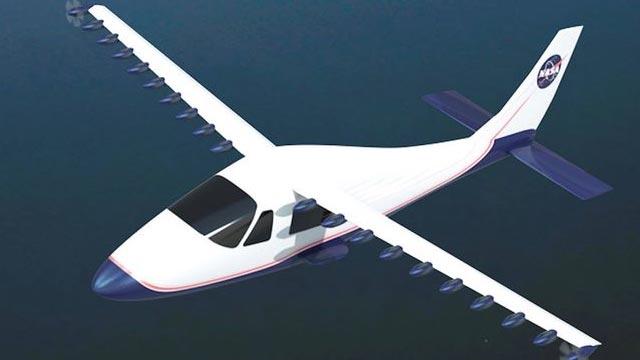 NASA'dan Sıra Dışı Uçak Tasarımı