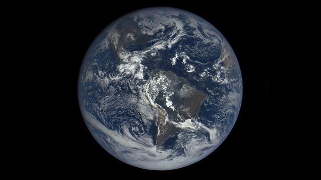 NASA'nın Yeni Web Sitesi Bize Her Gün Uzaydan Dünyayı İzlettirecek