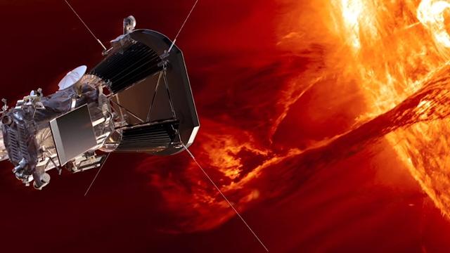 NASA, Güneş'in Yörüngesine Uzay Aracı Gönderecek
