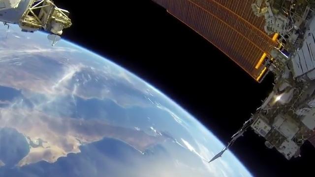NASA  YouTube Aracılığıyla 7/24 Uzaydan Canlı Yayına Başladı