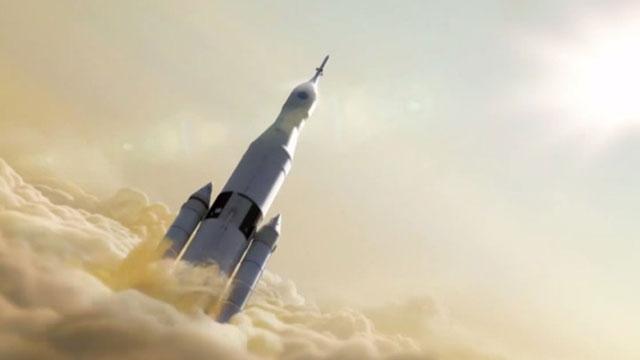 NASA Mars'a Astronotları İşte Bu Roketle Gönderecek