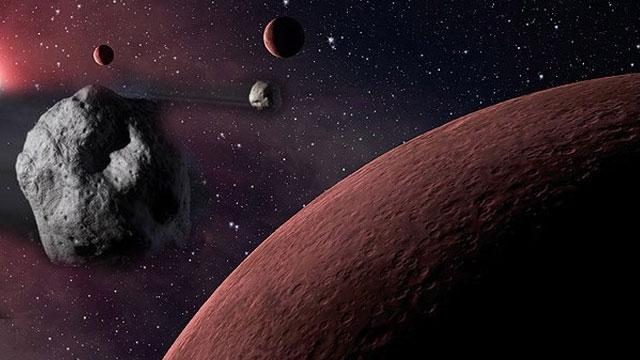 NASA Meteor Savunma Projesi Ay Yüzeyini Kalkan Yapacak