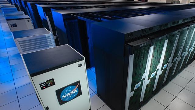 NASA'nın Süper Bilgisayarına 55 Bin Dolar Sıkışmış