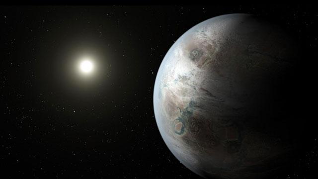 NASA Yaşanabilir Yeni Bir Dünya Keşfetti