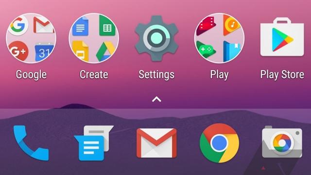 HTC Nexus 2016 Marlin Kullanıcı Arayüzü Sürprizlerle Dolu