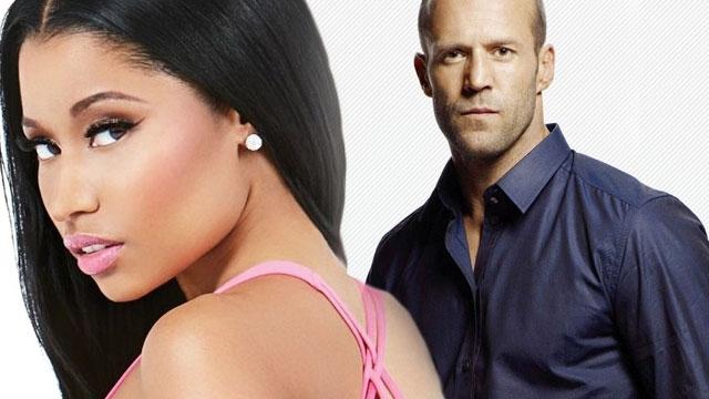 Nicki Minaj ve Jason Statham'a Özel Mobil Oyunlar Geliyor