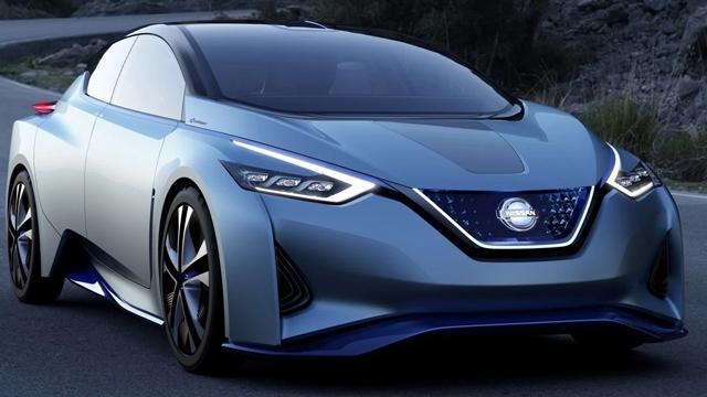 Nissan Öyle Bir Araba Sergiledi ki, Teknoloji Dünyasının Dili Tutuldu
