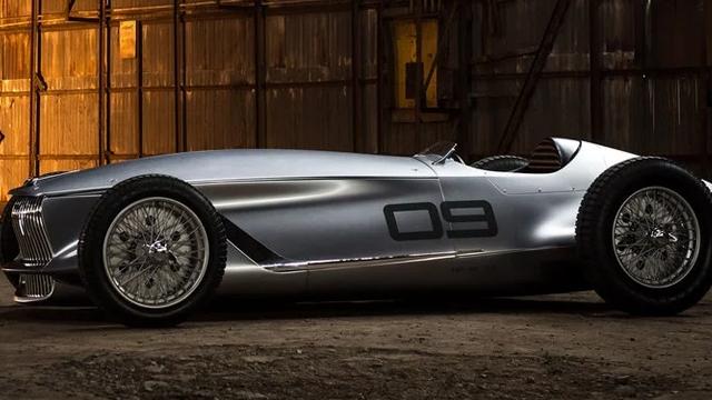 Nissan'ın Yeni Elektrikli Arabası 1940 Model Yarış Arabalarına Benziyor!