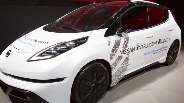 Nissan ve NASA Otonom Araçlar İçin Teknolojilerini Birleştiriyor