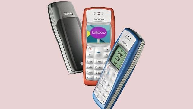 Her An Nokia 1100 ile Karşılaşabilirsiniz, Şaşırmayın!