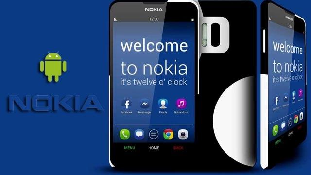 Nokia'dan 2016'da Bir VR Gözlük ve Bir Akıllı Telefon Geliyor