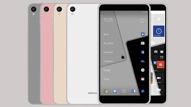 Nokia'nın Android Telefonu C1 Gümbür Gümbür Geliyor
