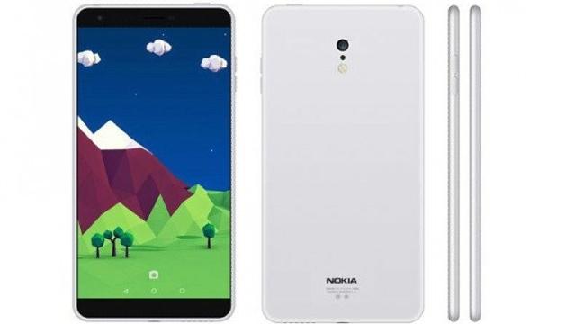 İşte Nokia'nın Android Telefonu Nokia C1
