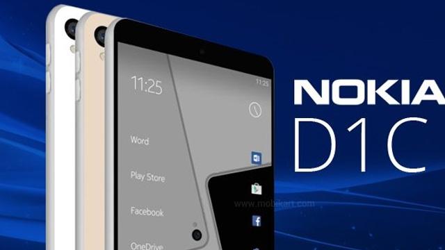 Nokia D1C Akıllı Telefon Görüntüleri, Özellikleri ve Çıkış Tarihi Sızdırıldı